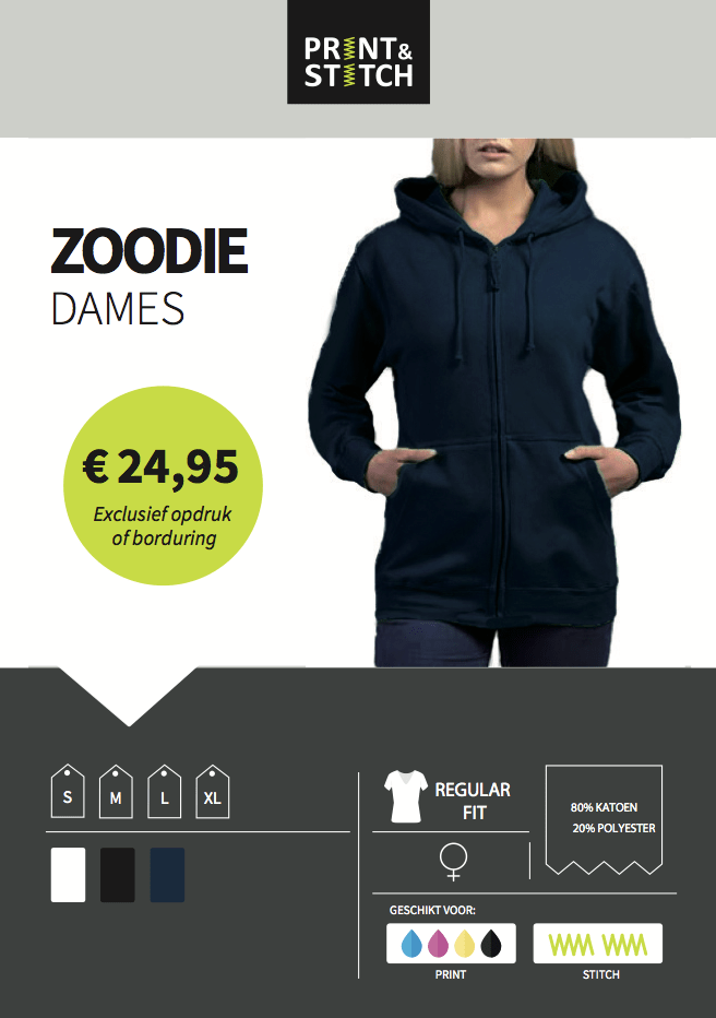 zoodie-dames